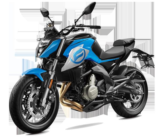 Motocykl CFMOTO 650NK Facelift
