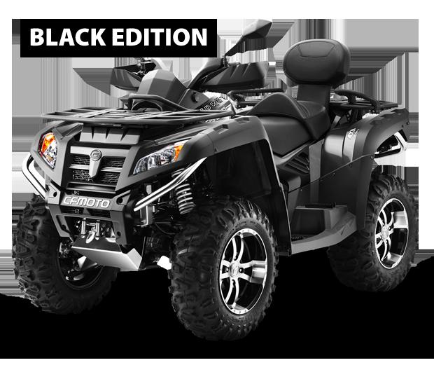 Čtyřkolka JourneyMan Gladiator X8 BLACK EDITION