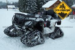 Adaptéry sněžných pásu Tatou
