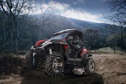 UTV Gladiator Z1000 V-Twin EPS