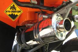 Laděný výfuk E-ton Vector 250/300 ST