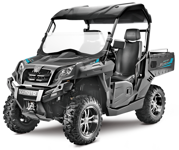 UTV JourneyMan Gladiator UTV 550 EFI